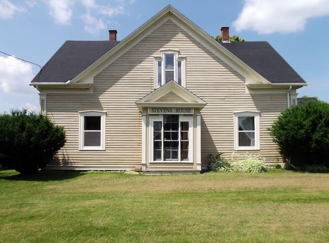 Stevens House - Tatamagouche - Huis