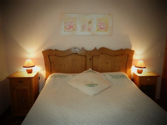 Bed & Breakfast dans un chalet typi - Les Chapelles - Bed & Breakfast