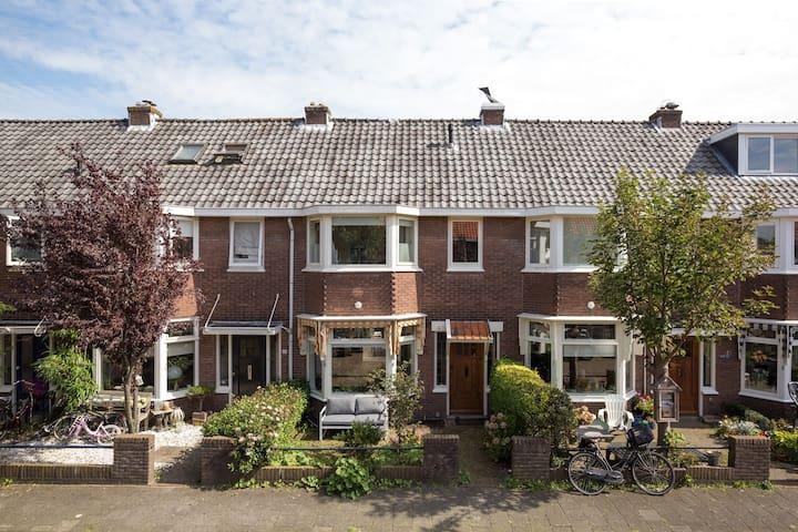 3 bedroom house in central Alkmaar
