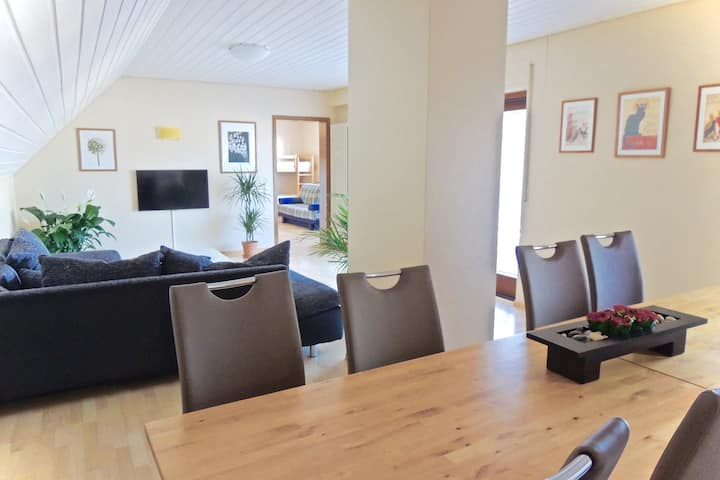 HOLIDAY APARTMENT BITTO - NEAR EUROPA-PARK RUST