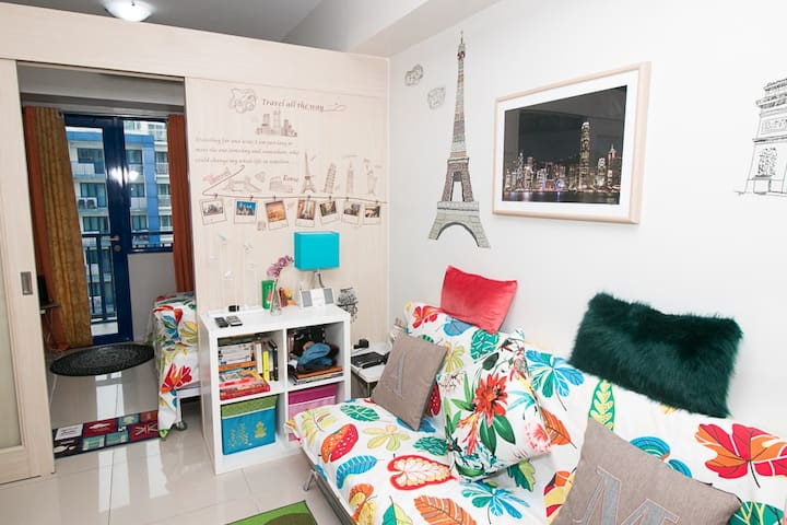 Sea Residence @ the Heart of MOA - Manila - Apartamento
