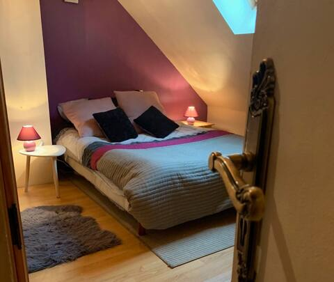 Ma Chambre cocooning - Étape Orléans