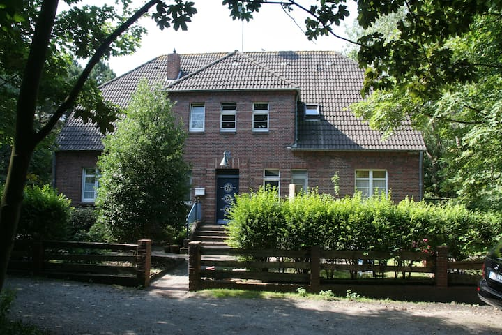 Dünenhaus Blautal - Norderney