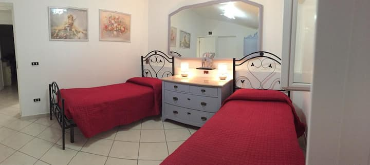 Camera Lorenza a Sulmona