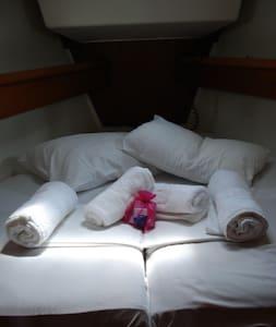 Amazing experience - staying in a yacht! - Anatoliki Attiki - Bot