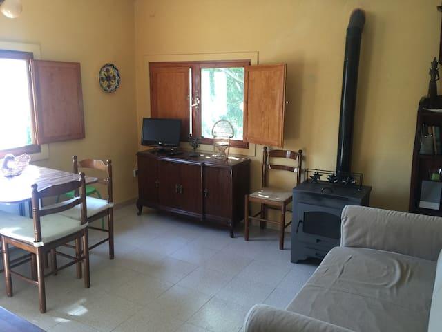 Apartamento en casa rural - Les Planes d'Hostoles - Flat