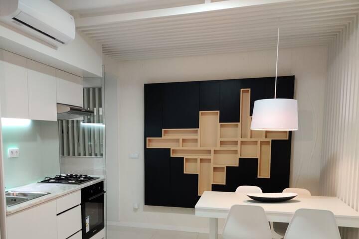 SIM - Apartamento acolhedor - T1