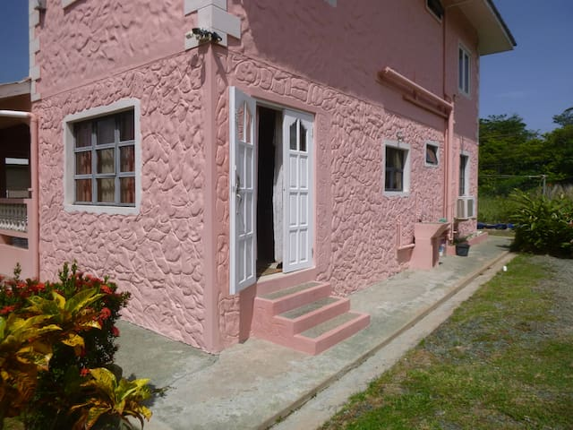 The Little Pink Apartment