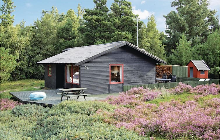 Holiday cottage with 3 bedrooms on 78m² in Blåvand