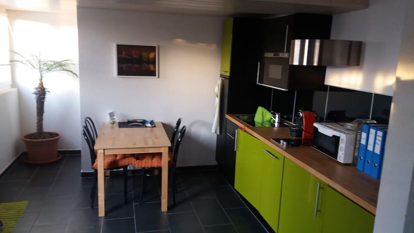 Studio in the center of Avenches - Avenches - Apartment