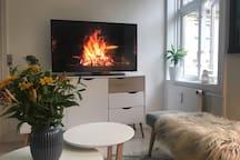 Spacious apartment in the heart of Copenhagen