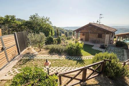 Country House Ca' Brunello - Urbino - Casa