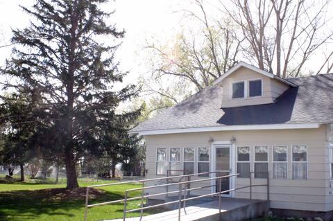 Restored 1890 Pioneer Farm House