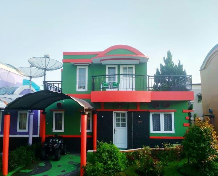 Villa Kota Bunga Arnelli