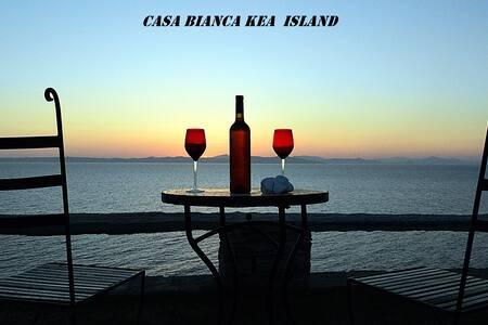 Casa Bianca of Kea - Villa