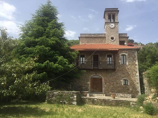 Χωριάτικο Σπίτι στο Γεωργίτσι Λακωνίας