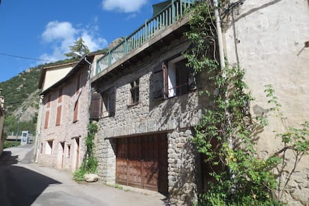 Charming home in French Pyrenees w/panoramic view - Thuès-Entre-Valls