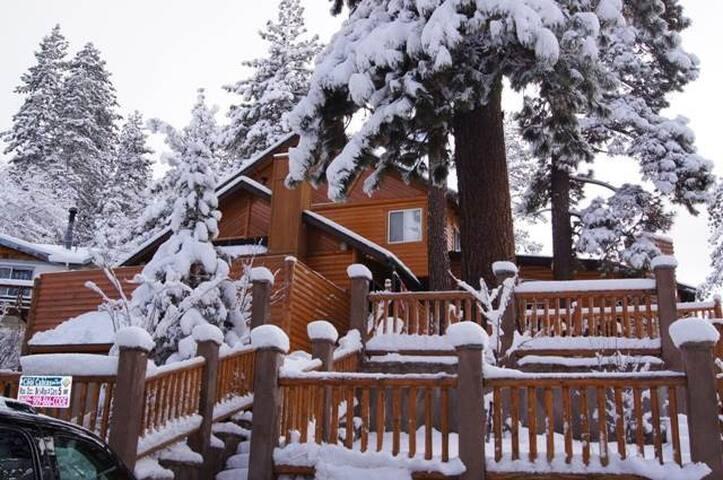 Boulder Bay Castle - Lake Views! - Big Bear Lake - Kisház