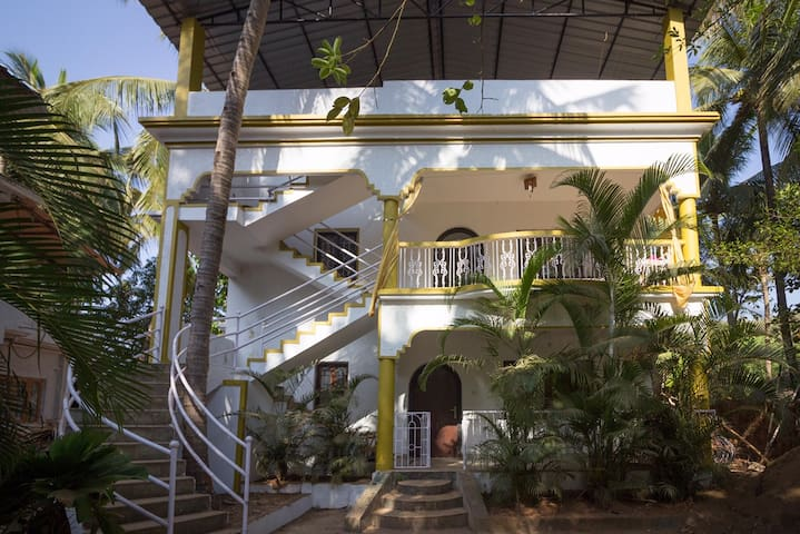 2 double bedroom apartment, near Palolem beach - Canacona - Huoneisto
