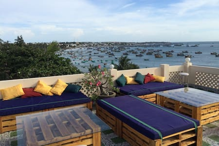 Source Lodge 1 - Double Room - tp. Phan Thiết