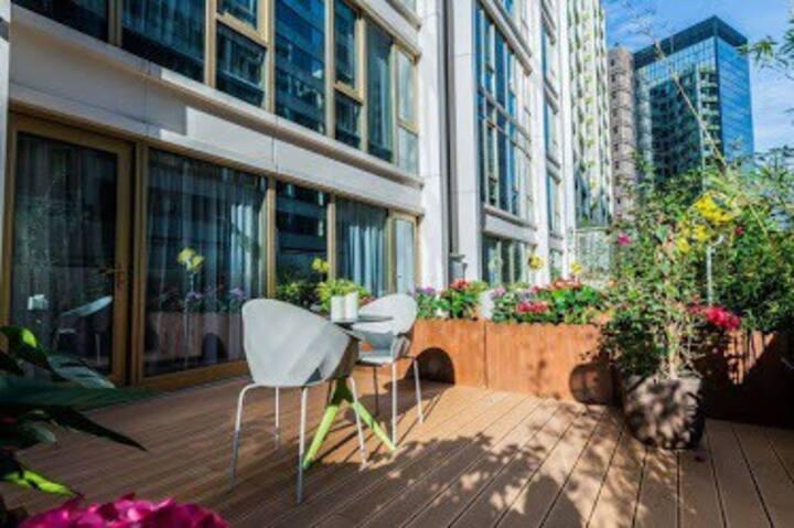 Staycation首選 香港首間智能酒店 智能房有智能/聲控控制 免費升級至智能花園房