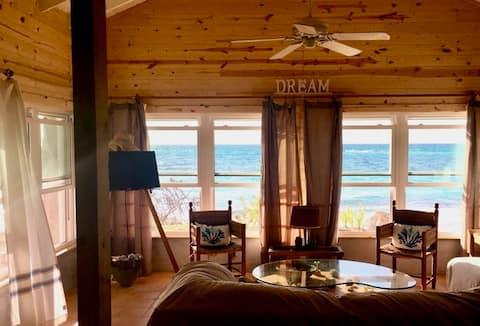 Doc's Pink Cottage South: Oceanside 3/1