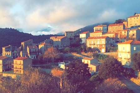 vue sur le golfe du valinco - Fozzano - Apartment