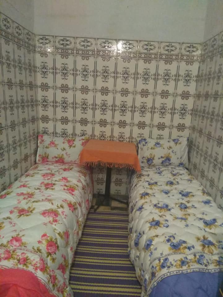 The room in the old town (Welcom)