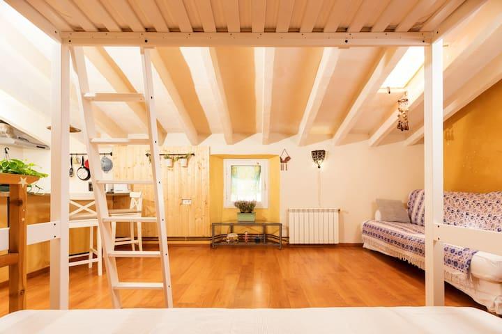 Loft room - Sóller - Huoneisto