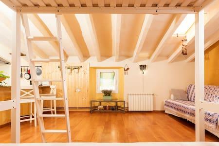 Loft room - Sóller