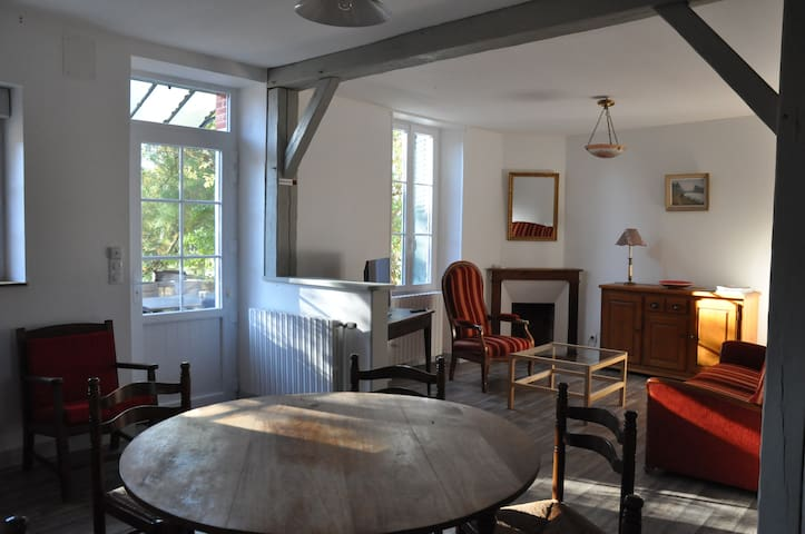 Gîte 5 places en Val de Creuse - Badecon-le-Pin - บ้าน