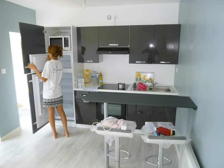 Malemort sur Corrèze appartement 37 mètre carre