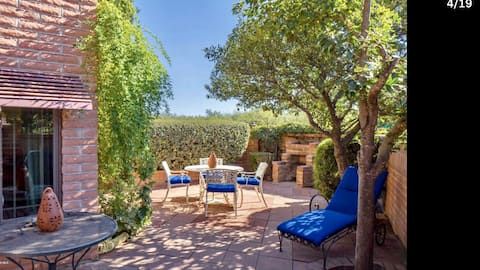 Serene Villa at Tubac Country Club
