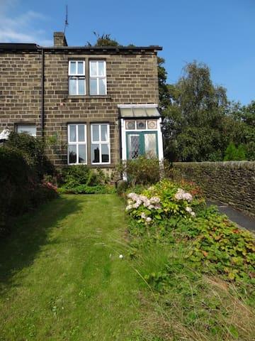 Rosebank Cottage - Oakworth - Casa