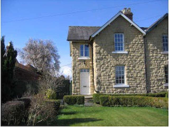 Brook Farm Cottage, Old Malton - Old Malton - Casa