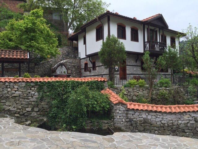 Unique villa in the heart of Rodopi mountains