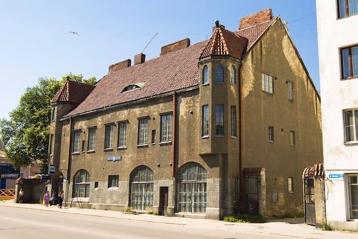 """""""A La RETRO» Apartment вид на здание почты г. 1913"""