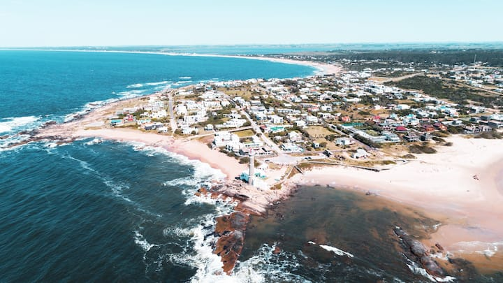 Faro Jose Ignacio Best location Lovely beach house
