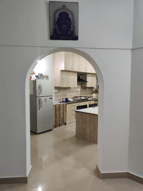 Spacious 3BHK Furnished House near Electronic City