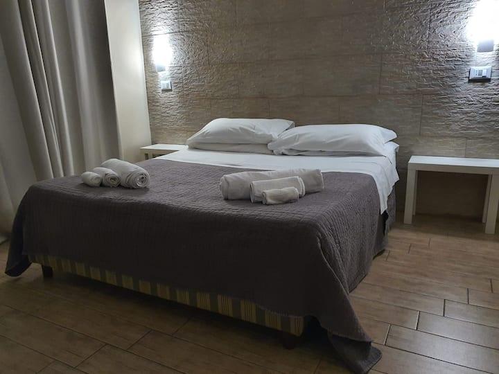 Appartamento con bagno privato