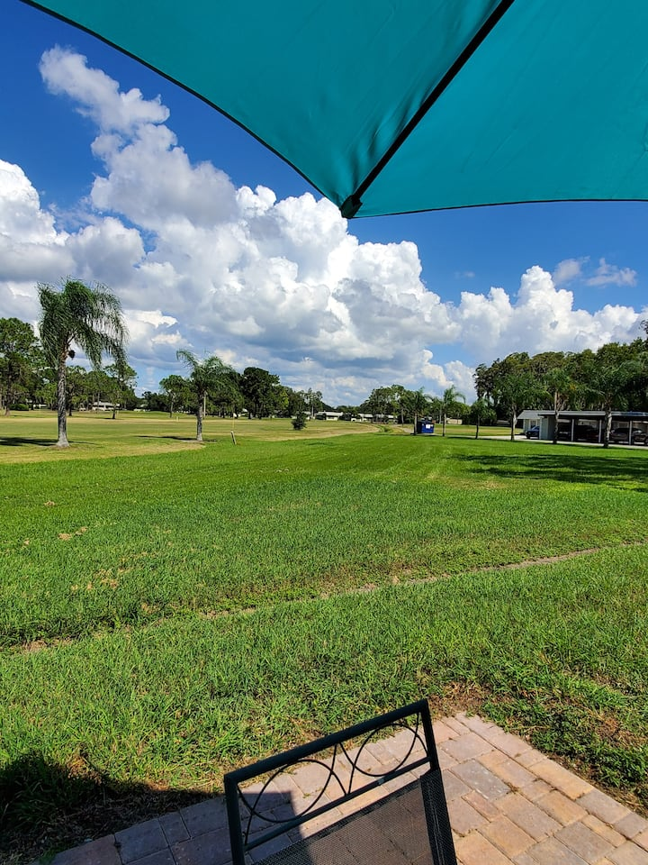 Golfers Paradise in New Port Richey Florida