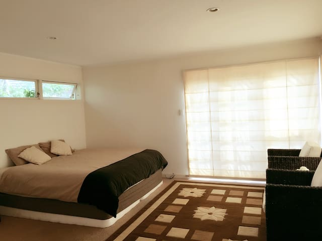 Close to Airport and CBD Parkside ensuite King Bed - Auckland - Haus