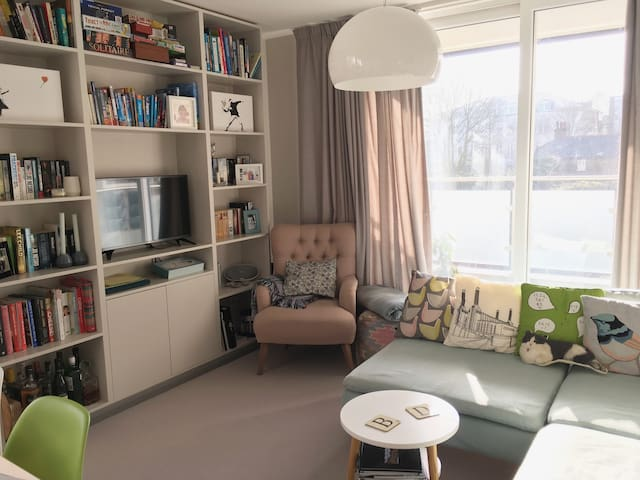 Comfy and Bright Putney Double Room - London - Apartemen
