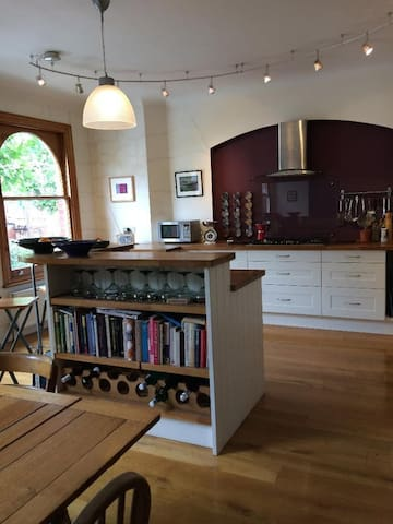 Own rooms in large house in leafy London