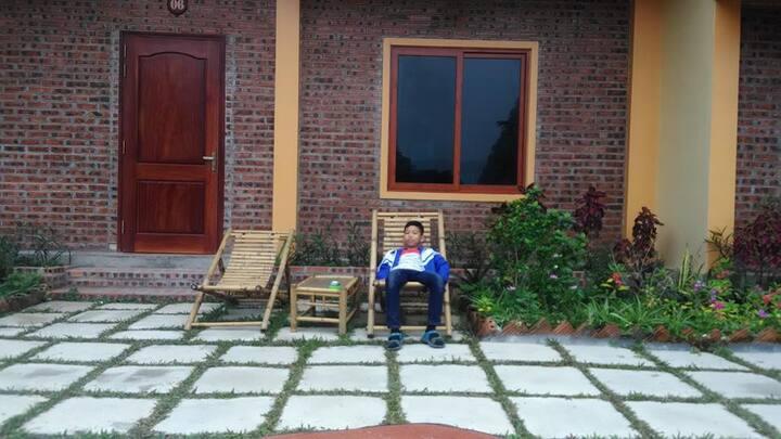 5 seperate bungalow in TAMCOC, free pool_breakfast