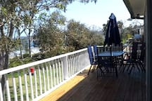 Top Deck With Chairs & Cover