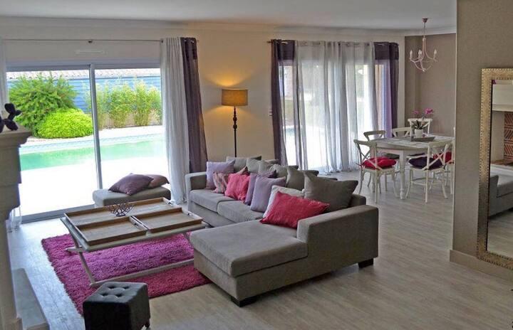 La Escondida - Villa proche Mer - Max 9 guests