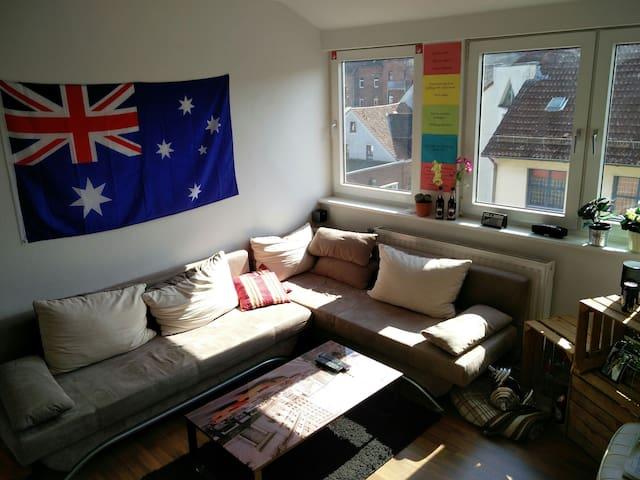 Messe-Zimmer im Szeneviertel Linden - Hannover - Wohnung