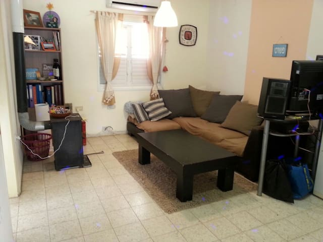 sweet place near the banias river - שדה נחמיה - Apartment
