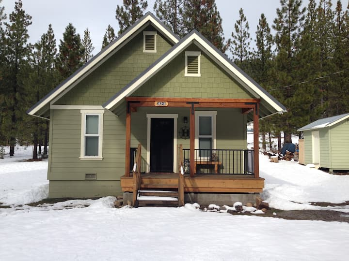 Mount Lassen Vacation Cabin